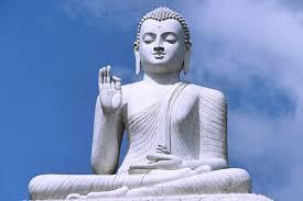 En av många Buddhaavbildningar